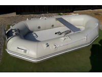 Inflatable boat - Wetline 230 R (as new)