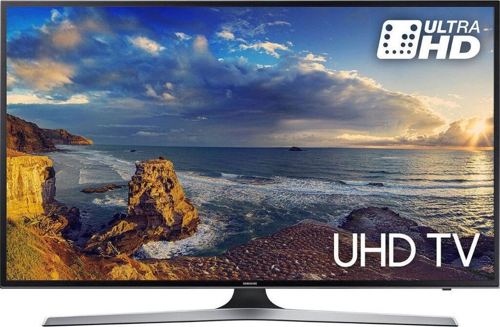 7231918b353b2 Samsung 50 Inch 4K Ultra HD HDR Smart TV Like New