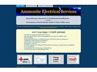 Ammonite Electrical Services - Domestic Installer - NICEIC Registered, Which? Trusted Trader