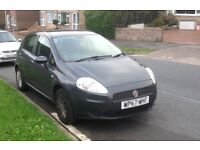 Fiat Grande Punto 1.2 Dynamic 5 door - a lovely car and excellent reliability