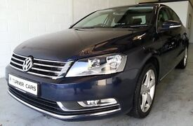 Volkswagen Passat SE Bluemotion Tech Tdi SE. Full VW Service History, Fully Warranted.