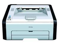 [SOLD] Ricoh Wireless A4 Mono Laser Printer