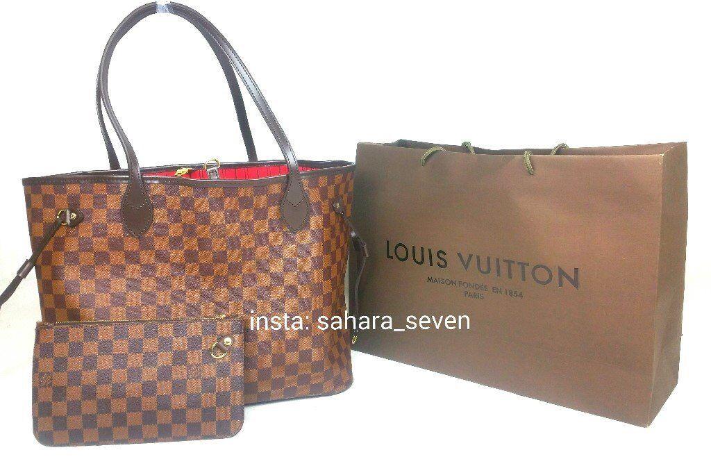 High Quality Louis Vuitton Neverfull Bag Lv Handbag