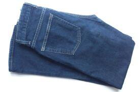 Gap Denim boot cut ladies jeans, Gap size zero, UK 2, regular, almost new