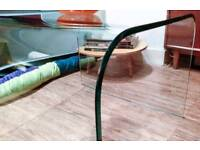 Quality Pure Glass Coffee/Lamp/Side Table