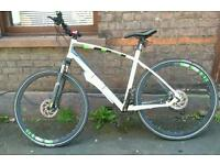 Mountain bike 13 Intuitive Beta Hybrid Bike RRP 359.59