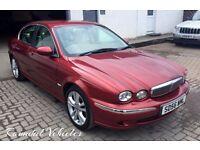 LOW MILES! 2006 Jaguar X-Type ( x type ) 2.5 V6 AWD (four wheel drive) LOW MILES 68k long mot 2 keys