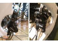 Sram db5 hydro brakes swap for ps3