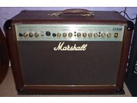 Marshall AS 50 R Acoustic amplifier.