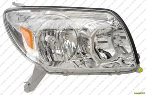 Head Lamp Passenger Side Toyota 4Runner 2003-2005