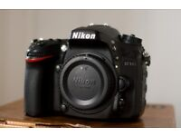 Nikon D7100 24.1MP Digital SLR Camera - Black