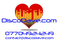 Disco Dave - Party DJ for all Occasions! Greater Manchester & beyond!