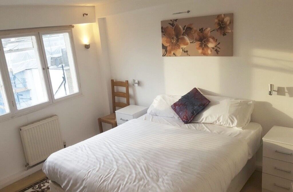 Double Room, Marylebone, Central London, Marble Arch, Baker Street, Zone 1, All Bills Included, gt3