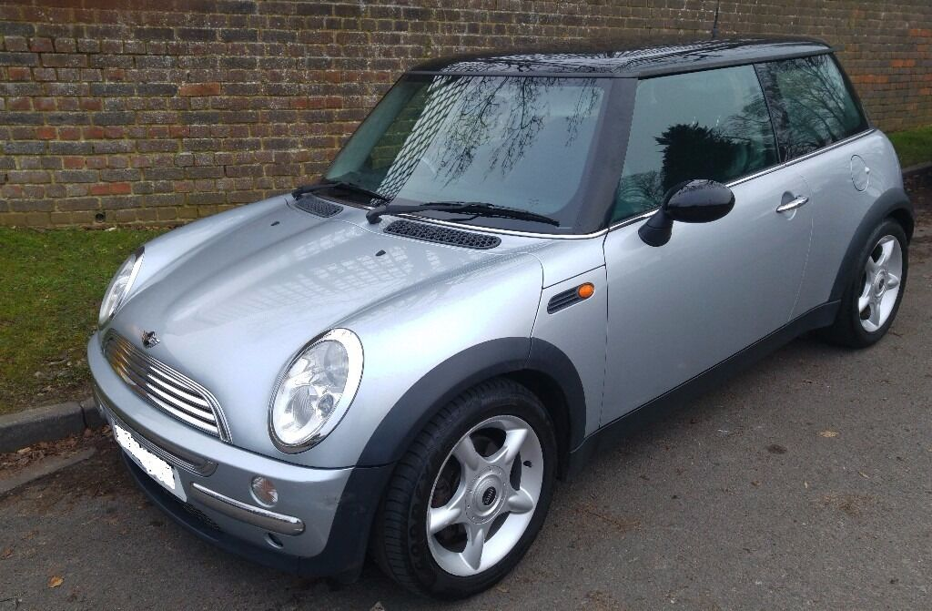 Silver Mini Cooper 1 6 2003 Auto In Purley London Gumtree