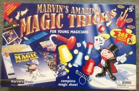 Marvin's Amazing Magic Tricks 265 tricks