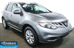 2013 Nissan Murano SV  AWD  TOIT OUVRANT  CAMÉRA