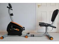 V-fit BK Series RC Magnetic Recumbent Exercise Bike