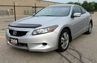 2008 Honda Accord EX / ONLY 84K / CERTIFIED