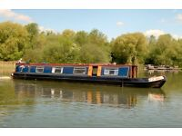 Narrowboat For Sale ¬- Puffin – 54'