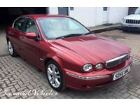 STUNNING 2006 Jaguar X-Type ( x type ) 2.5 V6 AWD ( four wheel drive ) LOW MILES 68k long mot 2 keys
