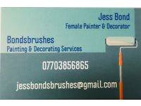 Cheltenham based painter & decorator