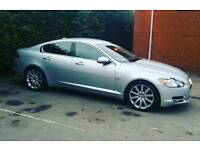 Jaguar XF wedding, prom, executive travel car hire prices from £50