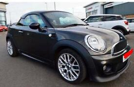 MINI COUPE - CHILLI PACK - JCW PACKAGE