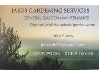Jakes Gardening Services