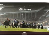 Cheltenham Festival Champions Day ticket