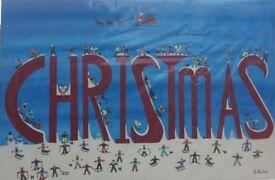 ideal Christmas present original paintings