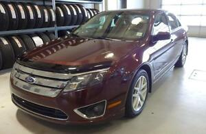 2012 Ford Fusion SEL * SUNROOF* LEATHER* BACKUP CAMERA*