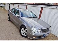 ## CHEAP 2006 55 Mercedes E220 CDi Avantgarde Auto 1 Owner ##