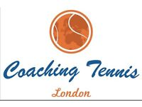 FREE TENNIS CLASS IN LONDON