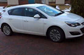 Excellent 5 door Vauxhall Astra 1.4. 15,000 miles