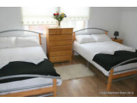 Spacious 1 bedroom apartment to rent in Willesden Green London,holiday flats for short term(#30.1B)