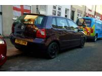 Vw polo great condition going cheap!!!