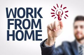 Work From Home - Online Marketing