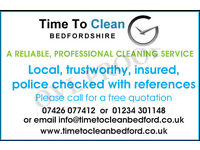 Time to Clean Bedfordshire