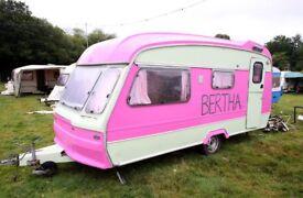 Free caravan for primary school children please