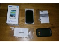 Samsung Galaxy Fame GT-S6810P phone - Unlocked - Boxed