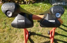 THULE SQUARE ROOF BARS