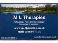 Reflexology Therapist