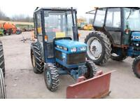 Ford / New Holland 1520 3 Cyl Deisel Hydro Snow Plough / Scraper Compact Tractor