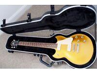Yamaha SG1802 - immaculate Gold Top
