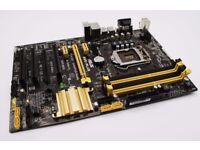 ASUS B85-PLUS Motherboard VGA And DVI LGA1150 Chipset Intel B85