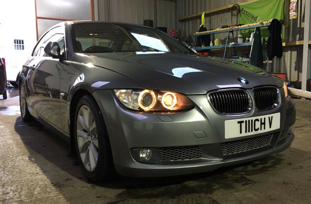 Bmw 335i Se Auto With 1 Former Keeper Fsh New Turbos In Swindon