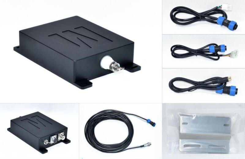 MAT-40 120W Automatic Antenna Tuner HF Radio Short Wave ICOM YAESU Kenwood