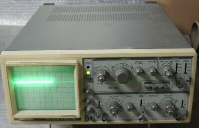 Goldstar Oscilloscope Os-9040d 40mhz A2
