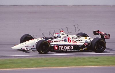 """Mario Andretti K-Mart Texaco LOLA Cart Indy Racing 11""""x 17"""" Photo Poster 45"""