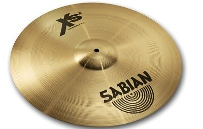 "Sabian XS20 18"" Crash/Ride Brilliant segunda mano  Embacar hacia Spain"